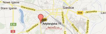 Novotka Siedlce - organizacja przyjęć